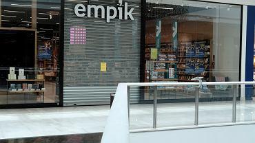 Empik zamknął jeden ze swoich największych salonów w Warszawie (zdjęcie ilustracyjne)