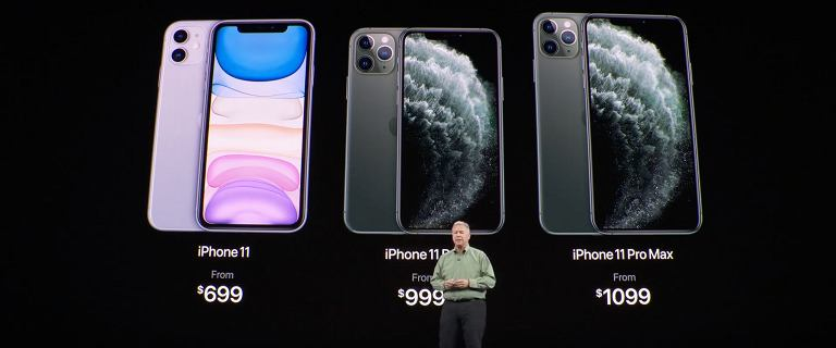 iPhone 11 jest horrendalnie drogi. Oto sześć smartfonów, które są od niego nawet sześć razy tańsze