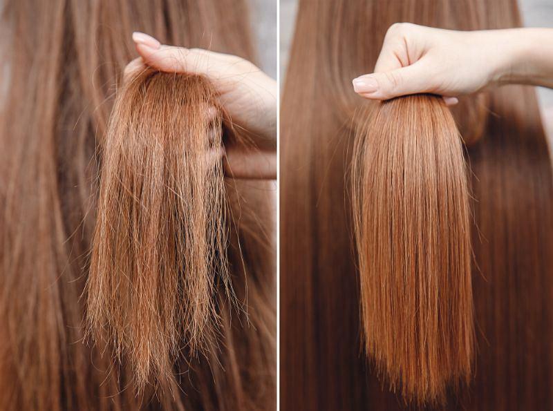 Włosy wysokoporowate