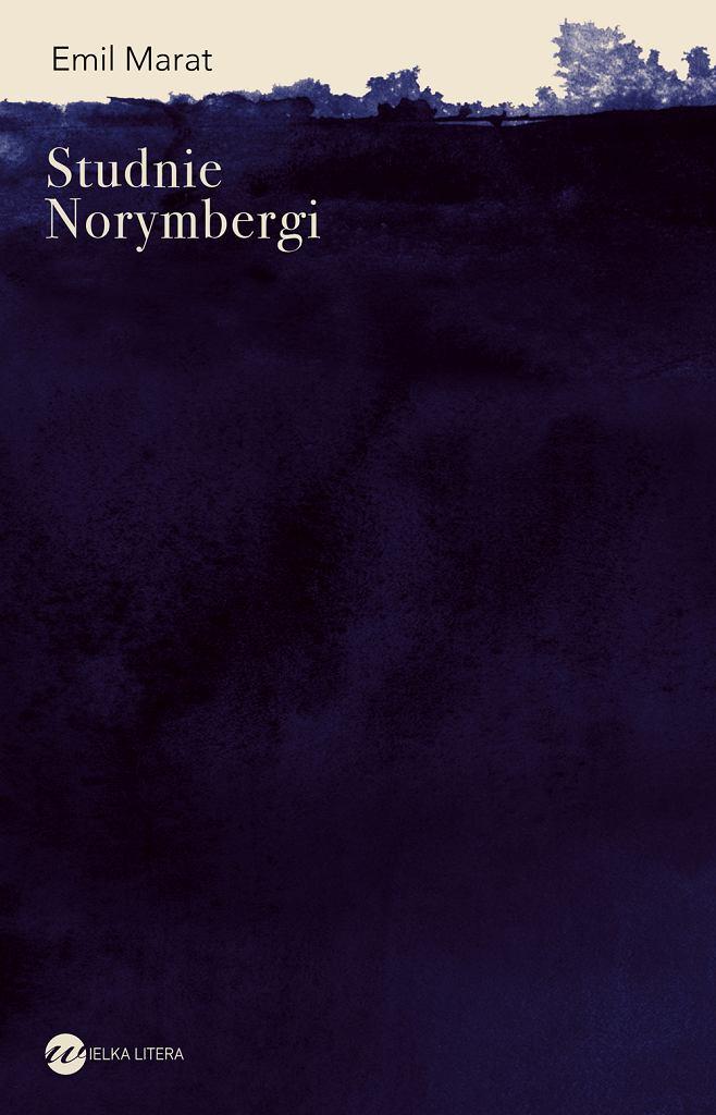 Okładka książki 'Studnie Norymbergi', Emil Marat