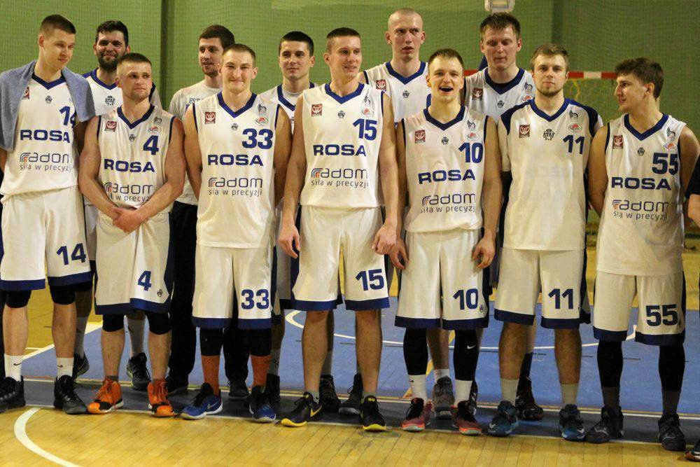 UTH Rosa Radom - sezon 2015/2016
