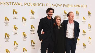 Festiwal Polskich Filmów Fabularnych. Lorenzo de Moor, Krystyna Janda, Jacek Borcuch