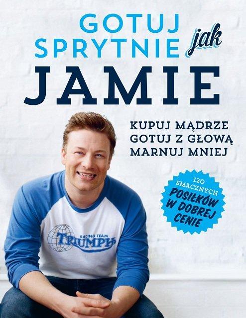 Gotuj sprytnie jak Jamie - nowa książka!