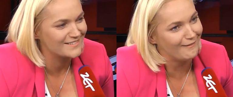 Dominika Figurska chce być posłem. Pytania z WOS-u ją zniszczyły