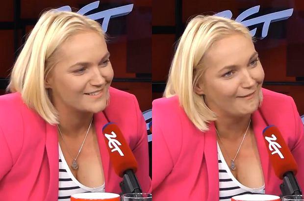 Dominika Figurska startuje w wyborach do Parlamentu polskiego. W wywiadzie dla Radia Zet poległa. Nie wiedziała ilu posłów jest w Sejmie, a ilu w Senacie.