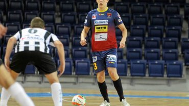 Marek Bugański z Pogoni 04 Szczecin