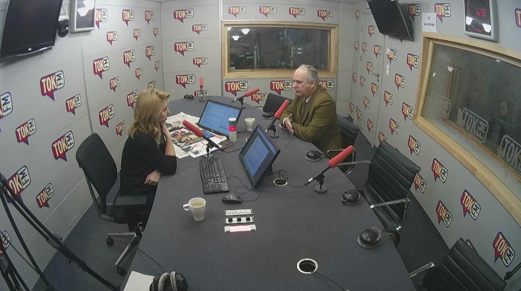 Paweł Zalewski w TOK FM