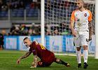 Liga Mistrzów. AS Roma w ćwierćfinale. Piłkarz Szachtara zaatakował chłopca od podawania piłek [WIDEO]