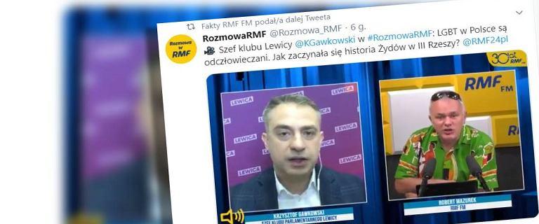"""Mazurek przerwał program z udziałem polityka Lewicy. """"Są pewne granice"""""""