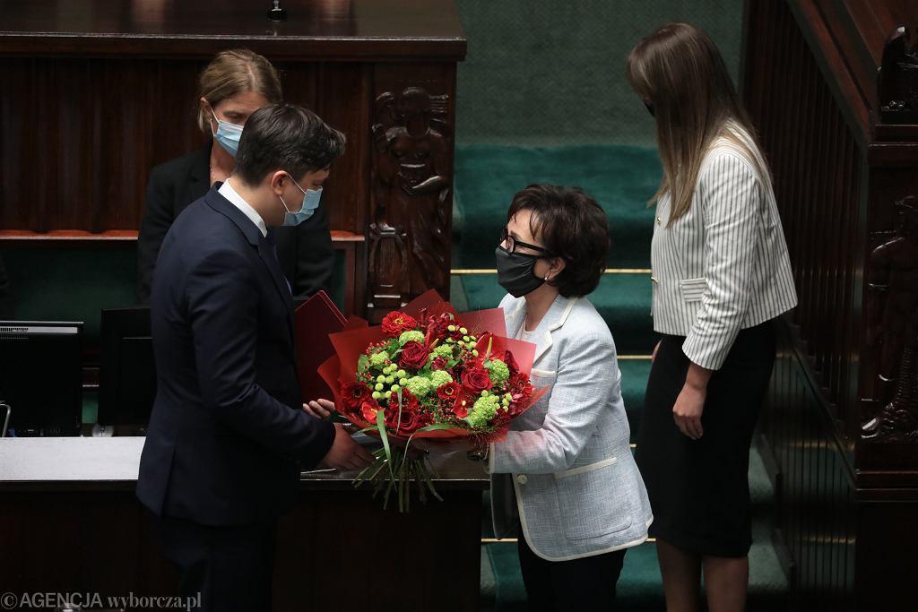 Prof. Marcin Wiącek złożył ślubowanie na RPO