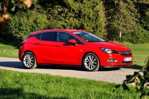 Nowy Opel Astra | Pierwsza jazda | Lekkim być
