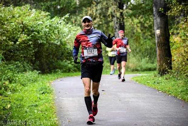 Zdjęcie numer 44 w galerii - Silesia Marathon. Chłód i wiatr niestraszne, rekord pobity! [ZDJĘCIA]