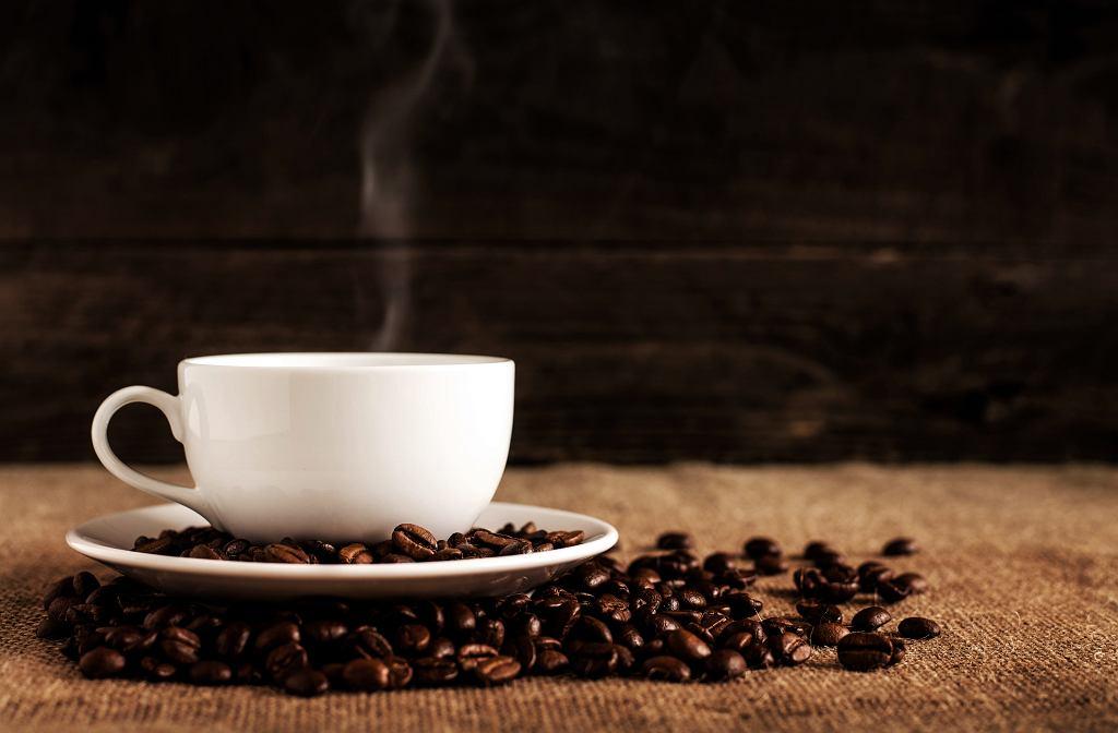 kawa w diecie
