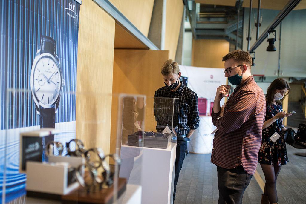 Matura z zegarków 2020