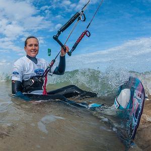 Drugi etap Pucharu Polski i Mistrzostw Polski w kitesurfingu