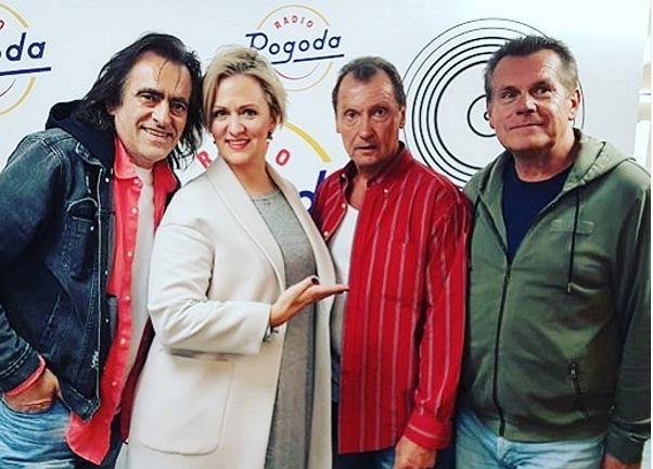 Zespół Vox gościem Radia Pogoda