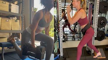Brie Larson pokazała trening na smukłe i silne nogi