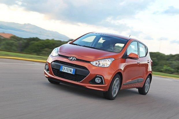 Hyundai i10 - test | Pierwsza jazda | Dobrze się zapowiada