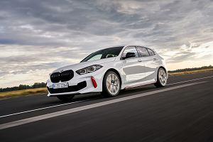 BMW 128ti oficjalnie. To 265-konny hot hatch z napędem na przód