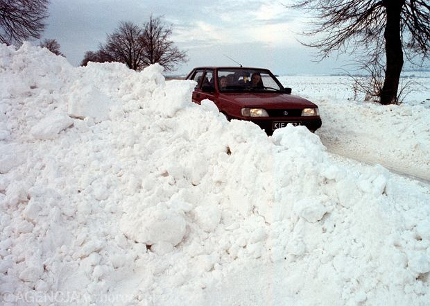 26.12.2001 r., droga Bodzentyn-Starachowice