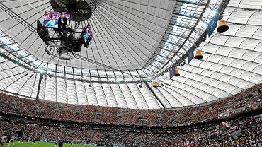 Dach nad Stadionem Narodowym