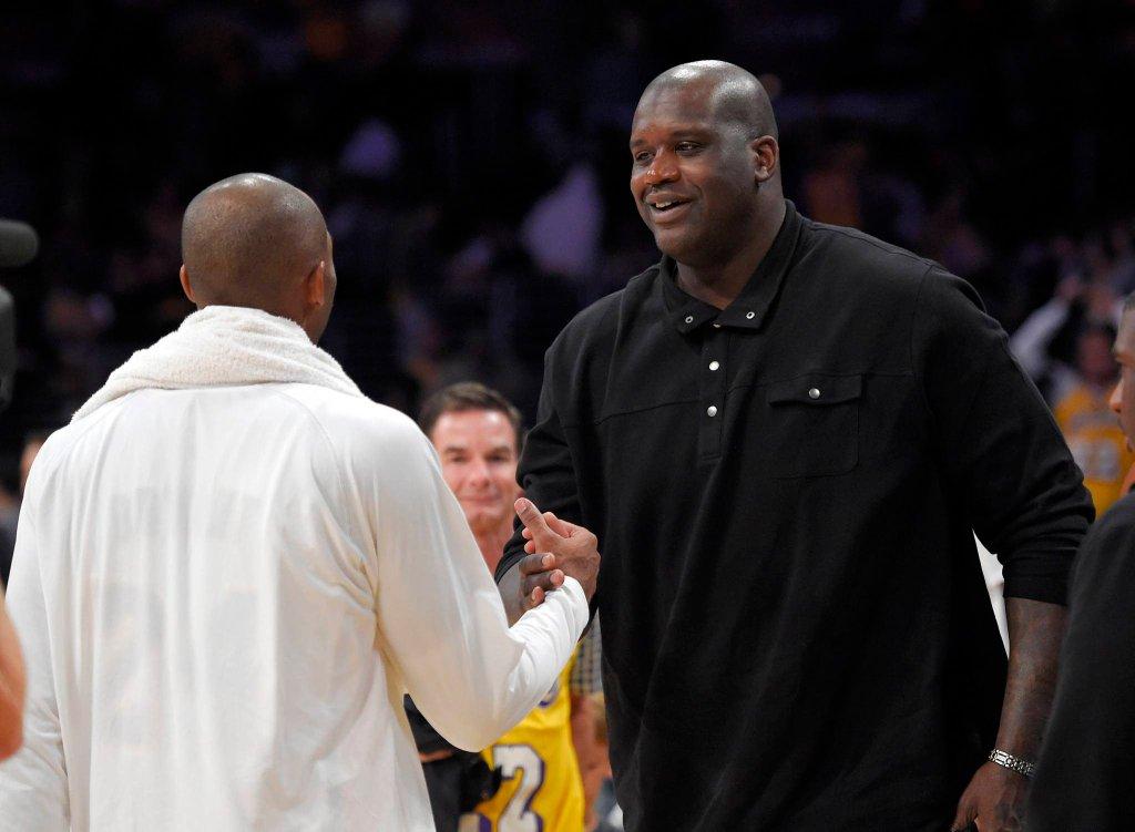 Kobe Bryant i Shaquille O'Neal