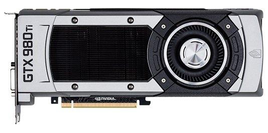Karta graficzna NVIDIA GeForce GTX 980 Ti