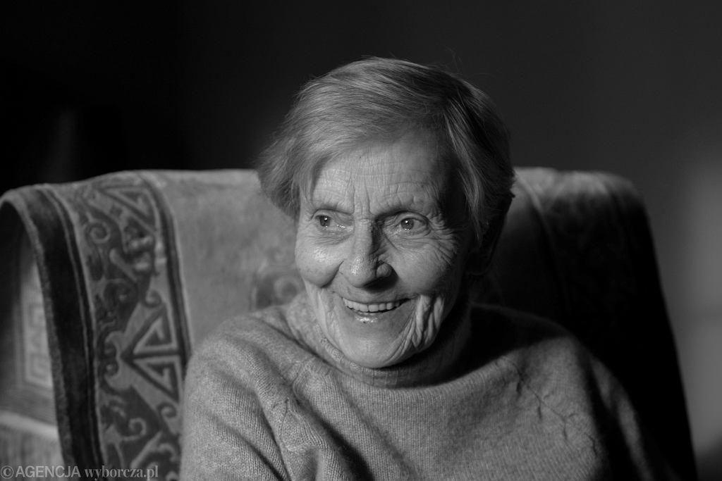 Jadwiga Sienkiewicz nie żyje. Wnuczka pisarza i żołnierka AK miała 94 lata