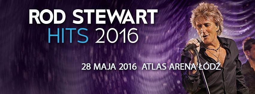 Rod Stewart w Łodzi