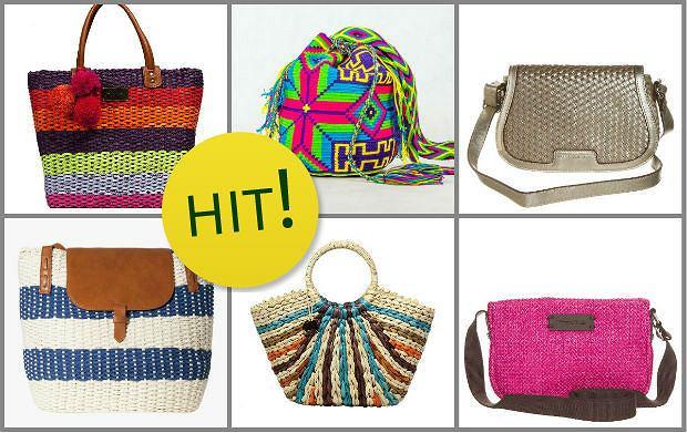 98d57294ac6 Plecione torebki na lato - sprawdź, w jakie modele warto zainwestować!