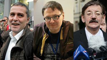 Cezary Gmyz, Tomasz Terlikowski, Jerzy Targalski