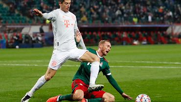 The German media is disappointed with Lewandowski.  One of the worst on the pitch
