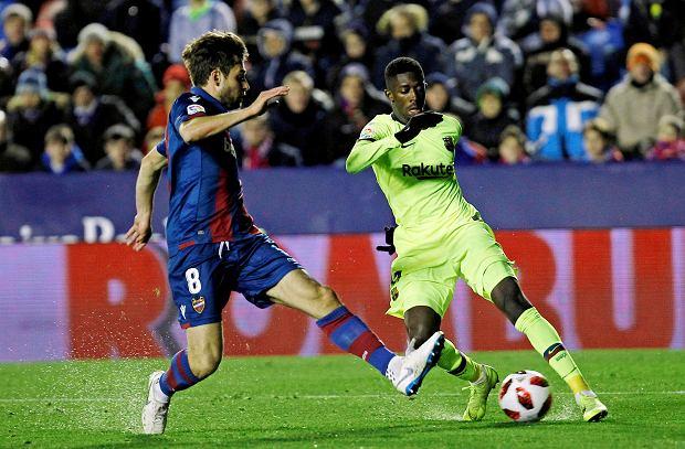 Zdjęcie numer 2 w galerii - Niespodzianka! Barcelona przegrała w Pucharze Króla