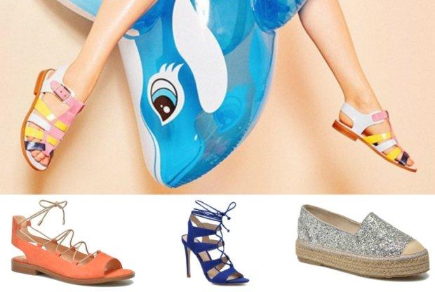Sarenza Summer Shoes