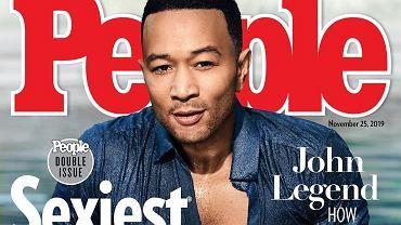 John Legend najseksowniejszy mężczyzna 2019