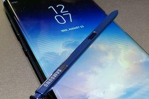 Samsung umieści aparat w rysiku Galaxy Note 10? Firma rozważa taką opcję