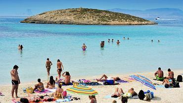 Playa de ses Illetes, Formentera/shutterstock