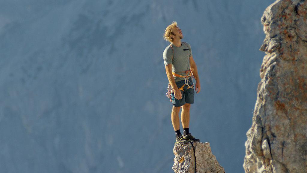 W górach możemy poznać granice własnych możliwości i przekraczać je