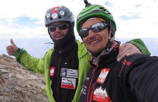 Jacek Czech i Adam Bielecki