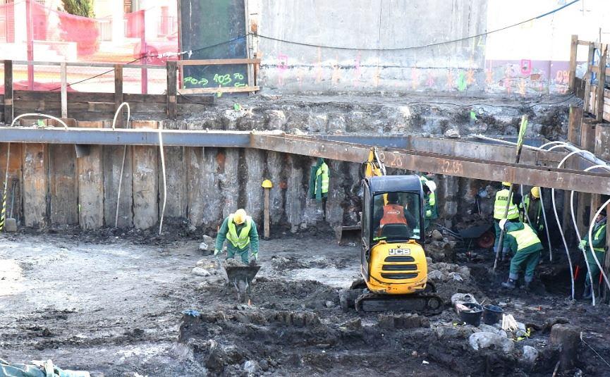 Bydgoszcz. Archeolodzy znaleźli drewnianą Bramę Miejską