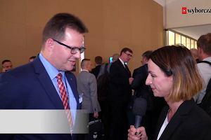 Czy są realne szanse na kolej dużych prędkości w Polsce? Pytamy wiceministra ds. kolei Andrzeja Bittela