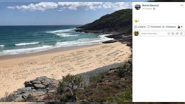 Mieszkańcy jednego z najpiękniejszych rejonów Australii są oburzeni zachowaniem turystów