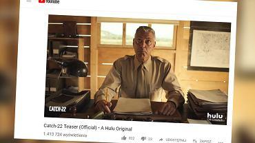 George Clooney wraca na ekrany. Zobacz pierwszy zwiastun serialu 'Paragraf 22'