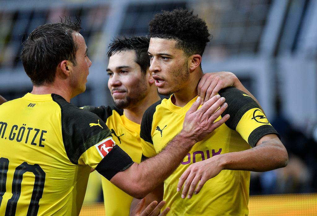 Liga Mistrzów 2018/2019. Tottenham zagra z Borussią Dortmund