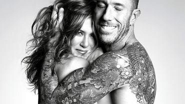 Jennifer Aniston i Chris McMillan