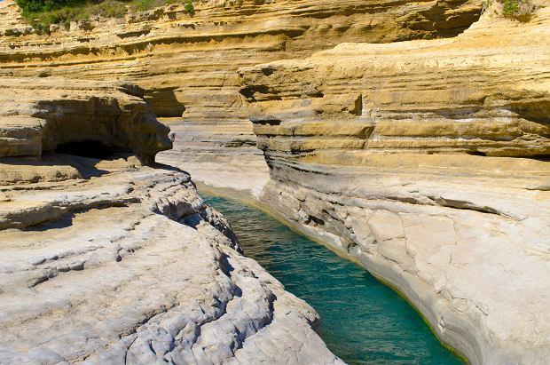 Korfu - Kanał Miłości