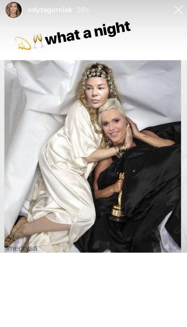 Edyta Górniak i Doda niczym Lady Gaga i Madonna