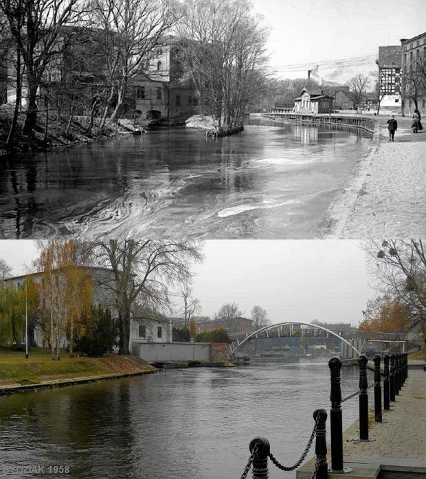 Zdjęcie numer 14 w galerii - Bydgoszcz wczoraj i dziś. Te same miejsca sfotografowane po latach