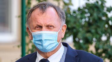 Stanisław Mazur, prezes CM Medyk w Rzeszowie