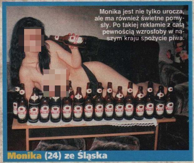 Zdjęcie Czytelniczki 'Twojego Weekendu' z 2000 r.